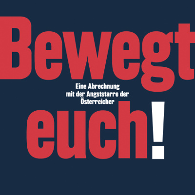 Bewegt euch! - Cover